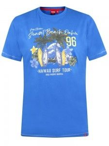 DUKE D555 Wallace Big Tall Camiseta sin mangas para hombre